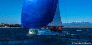 2019 - Club Nàutic l'Escala - Port Esportiu - Costa Brava - vela de creuer -Ruta de l'Anxova-5
