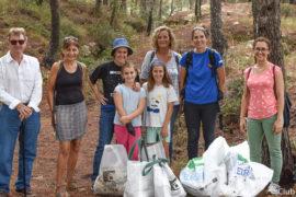 2019 - Neteja fons marí - Club Nàutic l'Escala