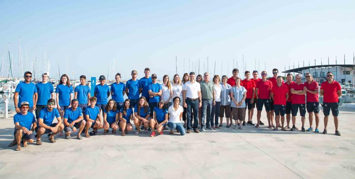2019 - Club Nàutic l'Escala-staff