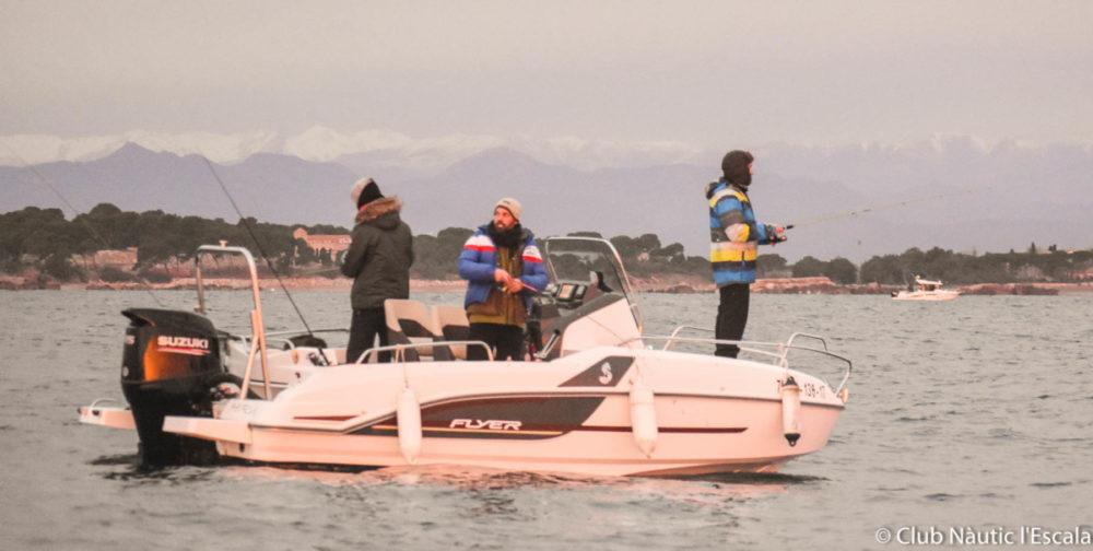 2020 - Club Nàutic l'Escala-Pesca