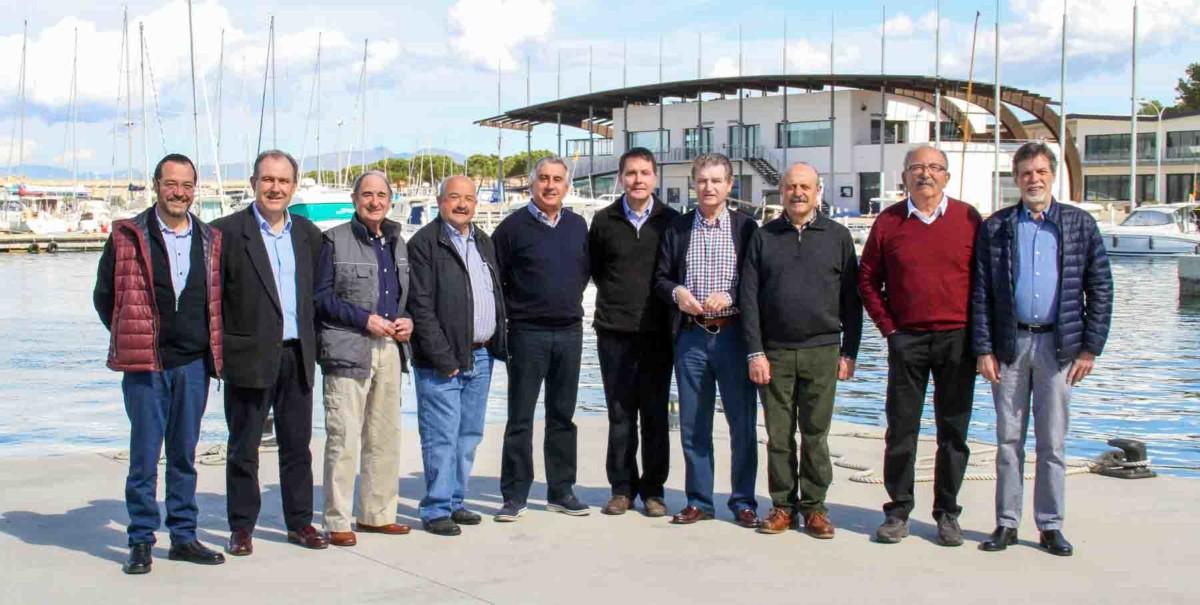 Club Nàutic l'Escala Junta Directiva