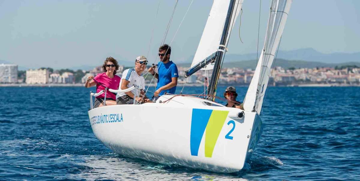 Club Nautic l'Escala-Curs de vela de creuer a la Costa Brava-nivell mitjà