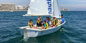 Club Nautic l'Escala-Ruta Guiada vela lleugera-Costa Brava