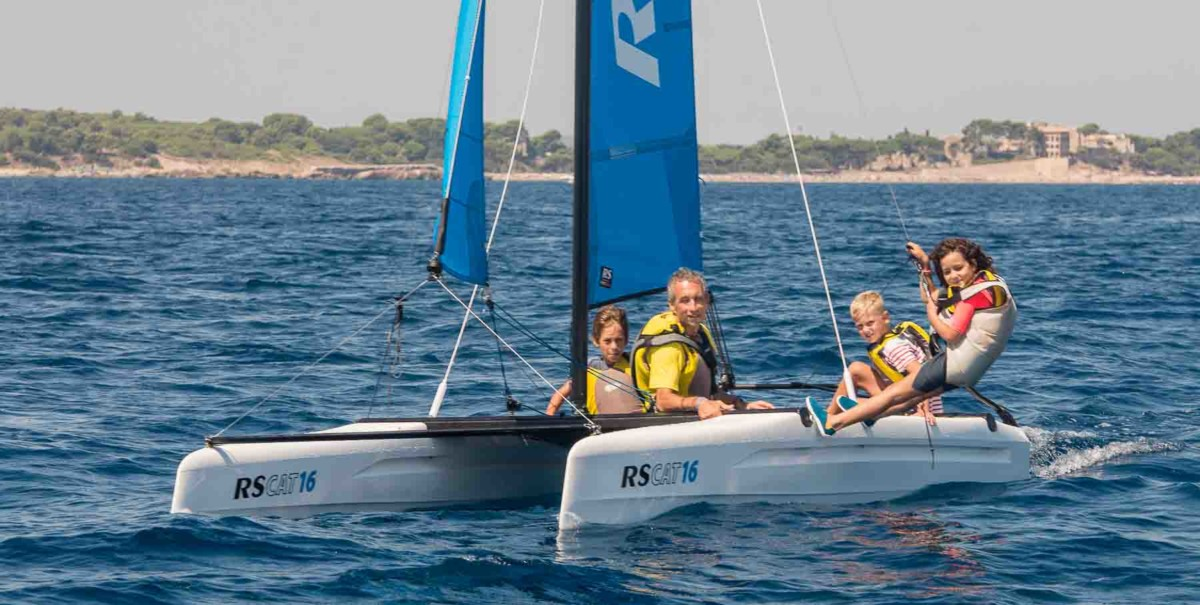 Club Nautic l'Escala-Ruta Guiada-Costa Brava-vela lleugera-catamara