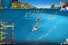 I Regata Virtual-Serie 3