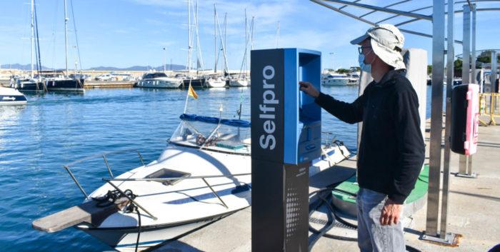 2020-Club Nàutic l'Escala-port-benzinera