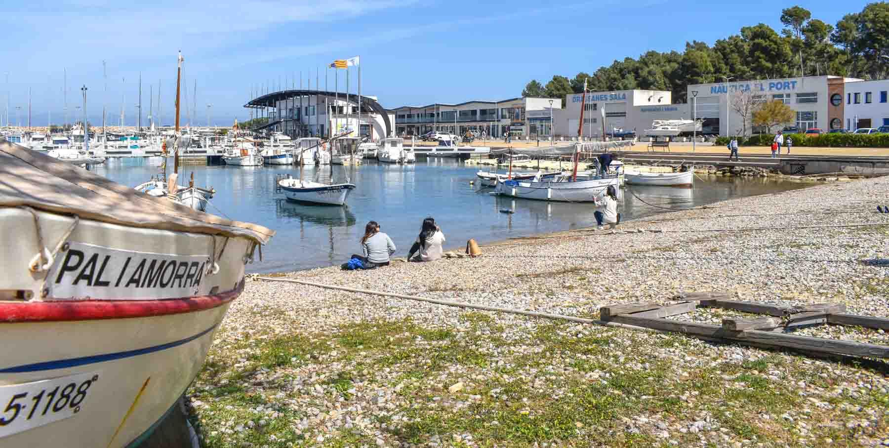 Club Nautic lEscala-port-clota-petita