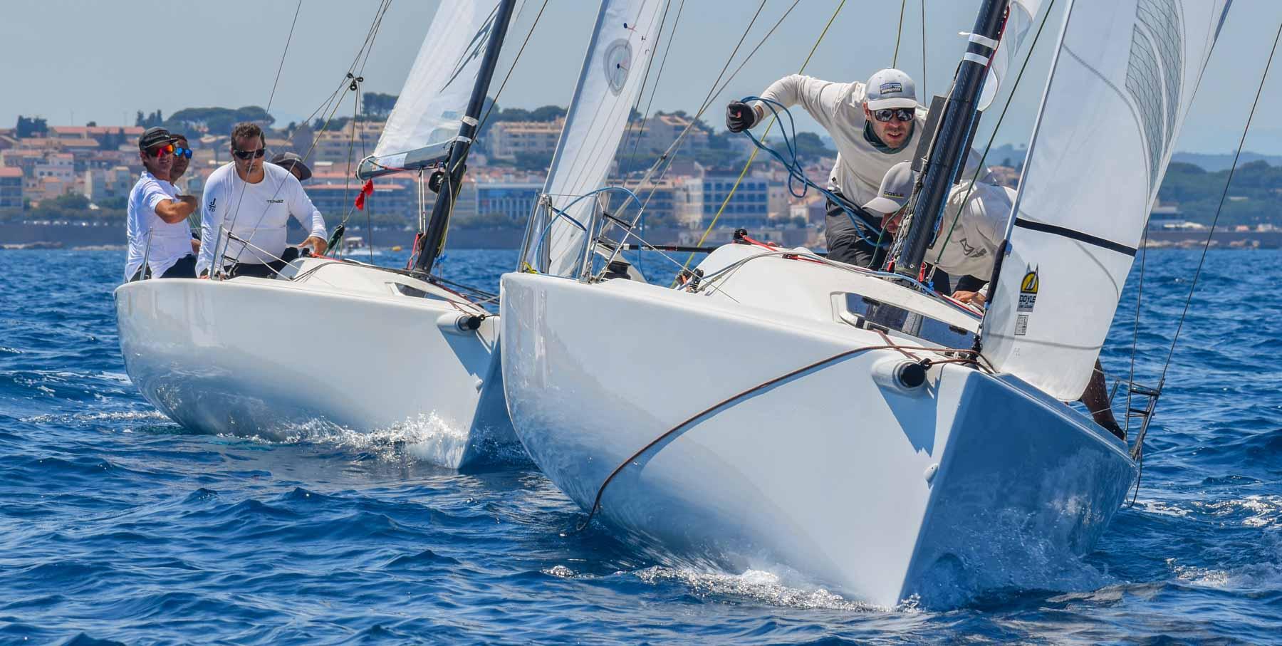 Club Nautic lEscala-Campionat Catalunya J70