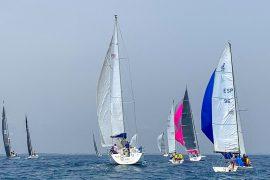 2021-Club Nautic lEscala-Trobada de velers juny