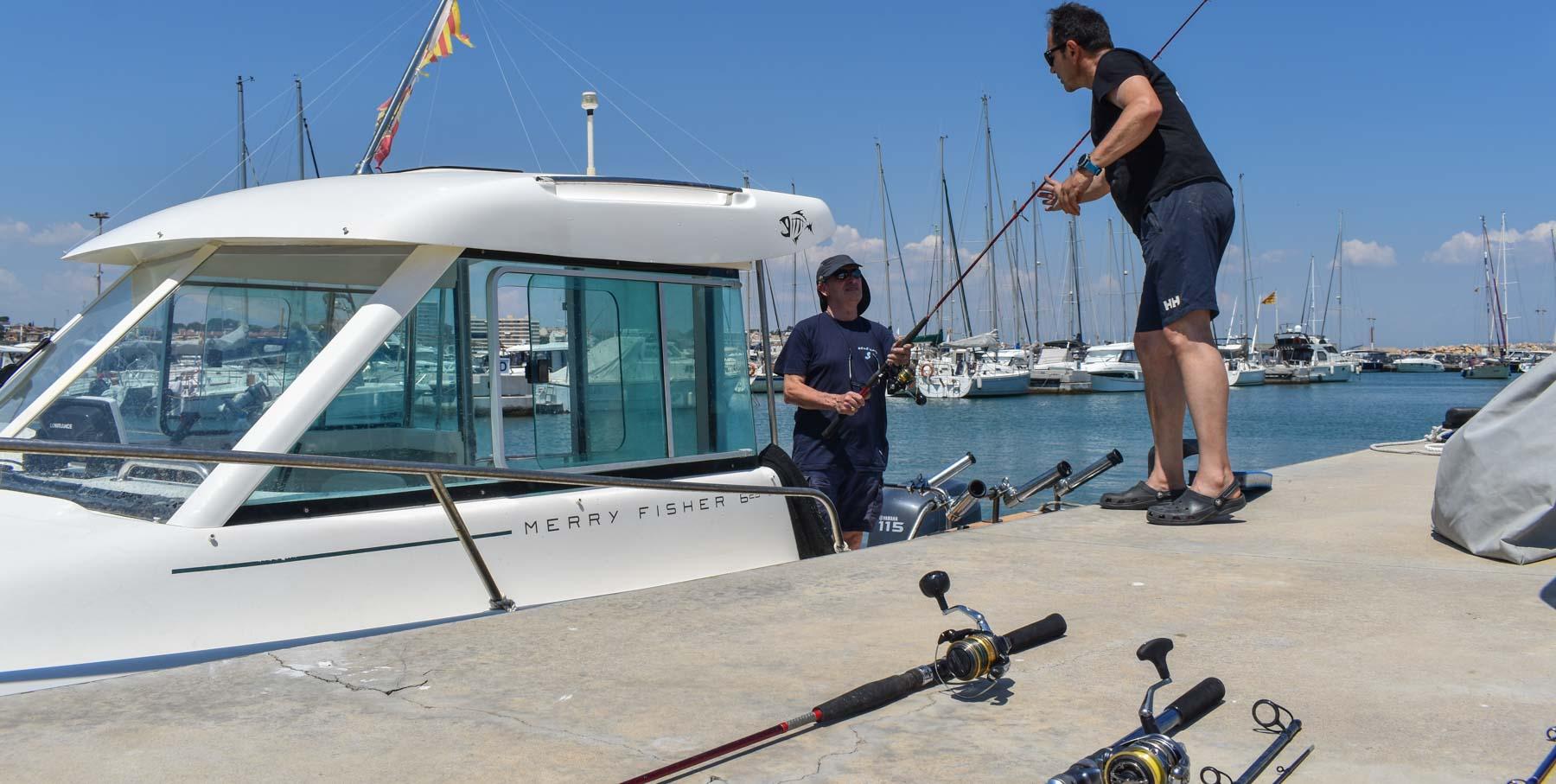Marina Day - Trobada de Pesca