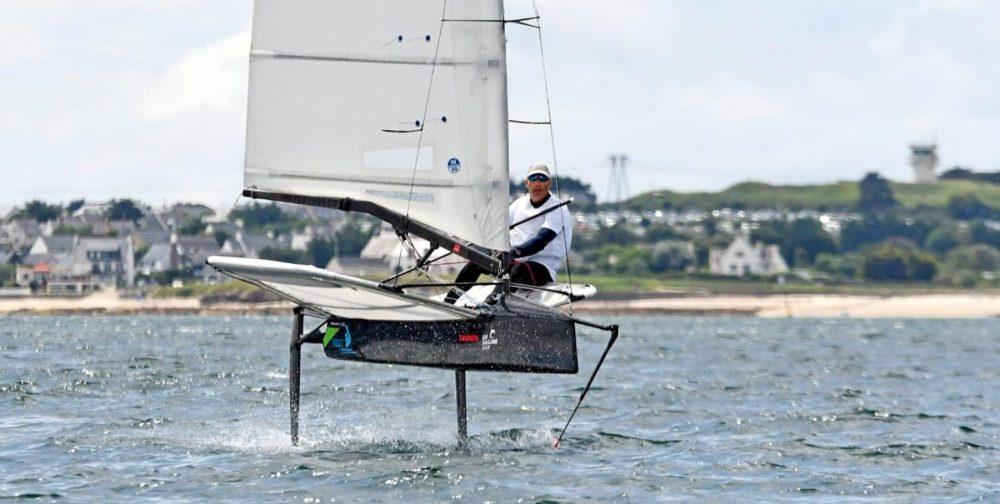 Ambaixadors del Club: Marc Verdaguer participa al nacional francès 2021 de la classe Moth