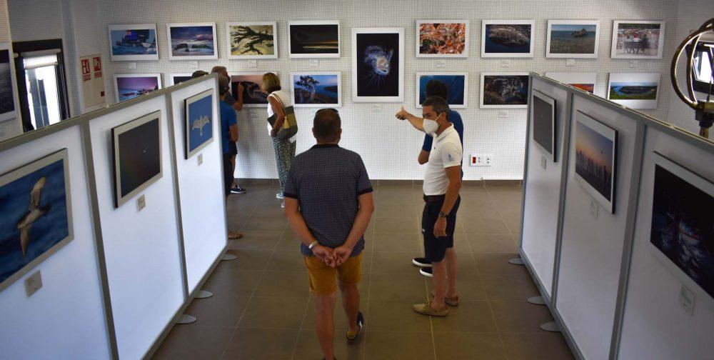 Exposició MedFoto Club Nàutic l'Escala