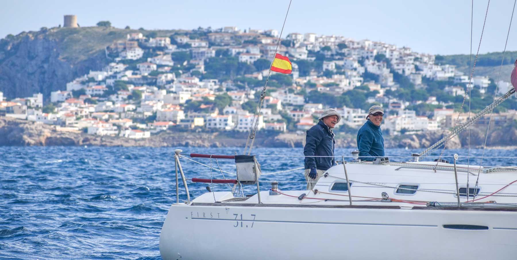 interclubs emporda 2021 vela de creuer